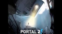 Portal 2 Cara Mia Addio (full, HQ audio)