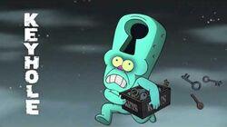 Gravity Falls - Weirdmageddon Theme in Reverse