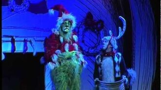 How The Grinch Stole Christmas The Musical - You're a Mean One Mr. Grinch