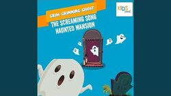 Grim Grinning Ghost (The Screaming Song) (Haunted Mansion)
