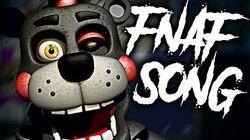 NateWantsToBattle Madness FNAF LYRIC VIDEO FNaF 6 Song