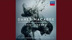 Saint-Saëns Danse Macabre, Op.40, R