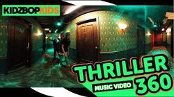 KIDZ BOP Kids - Thriller (360° Official Music Video) KIDZ BOP Halloween Explore360
