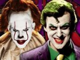 The Joker vs Pennywise (Epic Rap Battles of History)