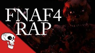 """Five Nights at Freddy's 4 Rap by JT Music - """"We Don't Bite"""""""