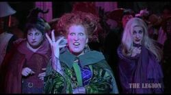 Hocus Pocus - I Put A Spell On You HD