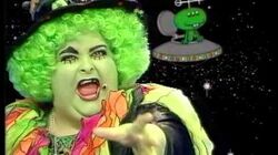 Grotbags Mean Green Mother from Outer Space