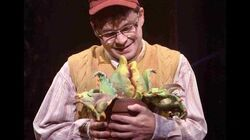 Grow for Me - Hunter Foster - Broadway - Little Shop of Horrors - 09 21 2003 Preview Performance