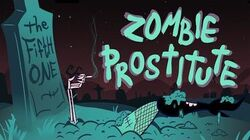 The Fifth One Zombie Prostitute (Fan Animated)