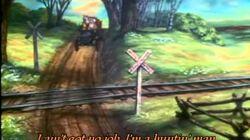 The Fox and the Hound - A Hunting Man (lyrics)