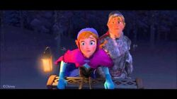 Frozen- Chased By the Wolves Clip (HD)
