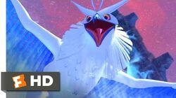 Sinbad (2003) - The Ice Roc Scene (6 10) Movieclips