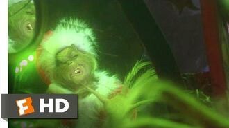 How the Grinch Stole Christmas (6 9) Movie CLIP - You're a Mean One, Mr. Grinch (2000) HD