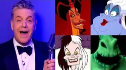 Villains Medley Aladdin on Broadway Cast Disney Sessions