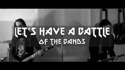 Let's have a battle of the bands (Metal Cover) by Elias Frost
