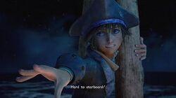 Kingdom Hearts 3 - Pirates of Caribbean World Opening Cutscene