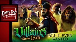 THE VILLAINS LAIR (Ep