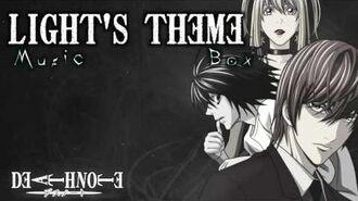 Death Note - Light's Theme Music Box
