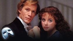 'The Phantom of the Opera' - Sarah Brightman and Steve Harley Official Music Video