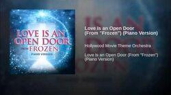 """Love Is an Open Door (From """"Frozen"""") (Piano Version)"""