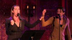 "Julia Murney & Caroline Bowman - ""And Eve Was Weak"" (Broadway Villains Party)"