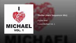 Thriller (Hars Sequencer Mix)