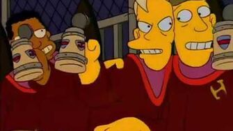The Simpsons - We Do (Stonecutter's Song) (Video)