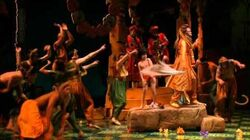 "Montage of clips from ""The Jungle Book"" at Goodman Theatre"