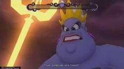 Kingdom Hearts II - Ursula's Revenge (Perfect Score)