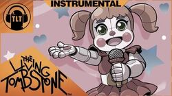 Five Nights at Freddys Sister Location Instrumental-I Can't Fix You-The Living Tombstone & Crusher-P