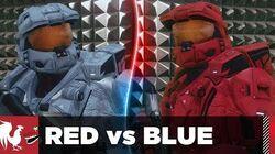 Season 14, Episode 20 - Red vs. Blue RvB Throwdown Red vs