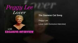 The Siamese Cat Song-2
