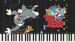 Tom and Jerry Theme Piano Cover