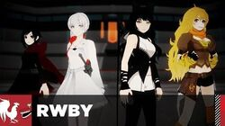 RWBY Volume 3 Opening Animation