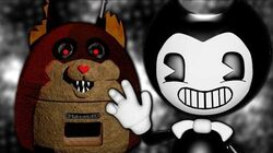 Bendy and the Ink Machine vs