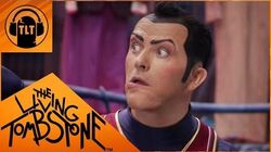 We Are Number One Remix but by The Living Tombstone (Lazytown)
