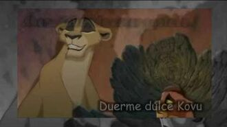 The Lion King ll - My Lullaby (Euro. Spanish Castilian Subs)