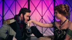 Love Is an Open Door -Traci Hines & Brendan Bradley (OFFICIAL VIDEO)