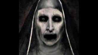 """THE CONJURING 2 """"Valak's Theme"""" (Hark The Herald Angels Sing - Wells Cathedral Choir)"""