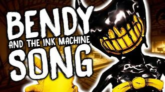 "BENDY AND THE INK MACHINE SONG - ""MY NAME ISN'T MINE"" Animation Music Video by NateWantsToBattle"