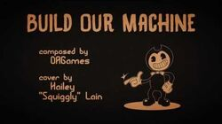 Build Our Machine (Female Vocal Cover)