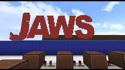 Jaws - Main Title Jaws Theme Minecraft Noteblocks