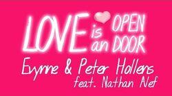 Love Is an Open Door - Evynne & Peter Hollens