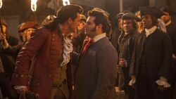 Beauty and the beast still luke evans josh gad