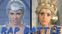 FREYA vs RAVENNA Princess Rap Battle (Laura Marano, Derek Theler, Whitney Avalon)
