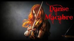 Halloween Music - Danse Macabre (Violin Piano) - Chloe Trevor Jonathan Tsay