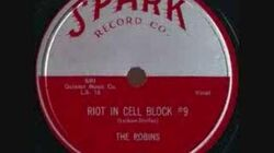 The Robins Riot In Cell Block 9