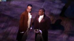Aaron Burr Sir Live!