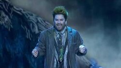 """The Whole Being Dead Thing"" Beetlejuice Medley Performance at the 2019 Tony Awards Alex Brightman"