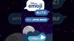 Disney Emoji Blitz - Star Wars music looped